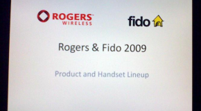 Rogers' and Fido's handset roadmap leaked