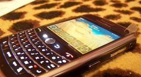 BlackBerry 9630 found on eBay
