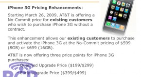 AT&T to offer iPhones with no-commitment