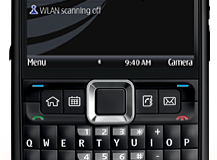 AT&T launches Nokia E71x