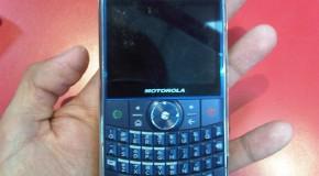 Mini-Review: Motorola Q9n