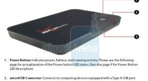 Documents showing Verizon MiFi 2200 get leaked