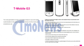 HTC Sapphire gets four possible names on T-Mobile
