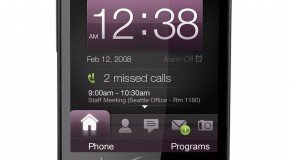 Verizon launches HTC Touch Diamond