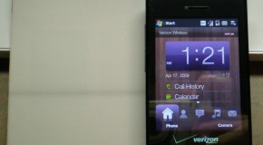 REVIEW: Verizon HTC Touch Diamond