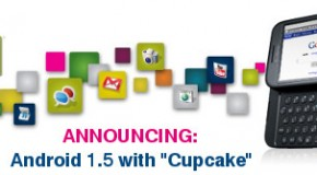 Android Cupcake update for T-Mobile G1 delayed