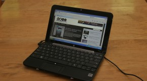 REVIEW: HP Mini 1151NR netbook from Verizon Wireless