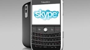 Skype for BlackBerry taking private beta testers