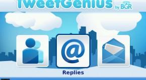 GIVEAWAY: TweetGenius for BlackBerry