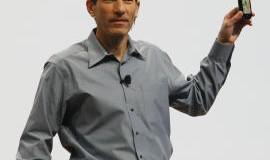 Jon Rubinstein replaces Ed Colligan as Palm CEO