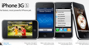 Apple announces iPhone 3G S and sets date for OS 3.0