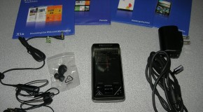 REVIEW: Rogers Sony Ericsson Xperia X1a
