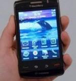 Mossberg Leaks BlackBerry Storm 2 A Bit Early