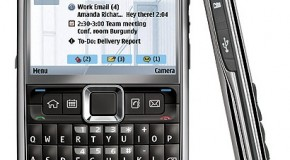 Rogers Nokia E71 with Nuance's TALKS software