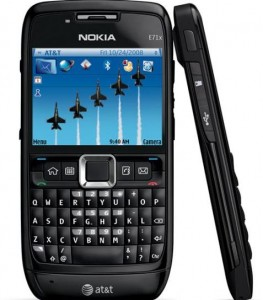 Nokia E71x by ATT