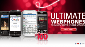 LG Eve and White BlackBerry Bold 9000 Now Available For Rogers