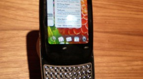 Hands-on: Palm pre plus and pixi plus