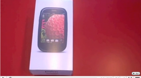 Unboxing: Palm Pre Plus from Verizon Wireless