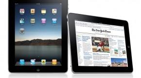 Hello iPad.