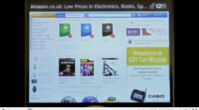 RIM shows off the Webkit Browser at Mobile World Congress