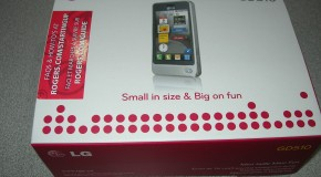 REVIEW: Rogers LG Pop GD510