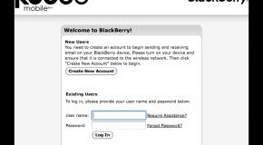 BlackBerry Service Arrives For Koodo Mobile