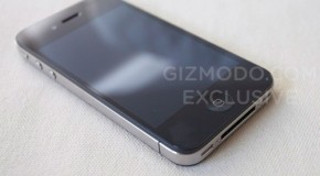 Apple iPhone 4G gets leaked