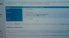 Verizon BlackBerry Bold in May?