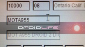 Motorola Droid 2 gets added to Verizon system