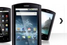 Acer Liquid E and BlackBerry Pearl 9100 now available