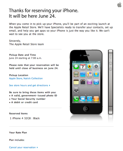 when did the iphone 4 come out smartphone nation how to pre order your iphone 4 from 20583