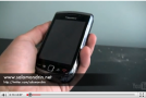 Salomondrin shows off the BlackBerry 9800, 9670, and 9300