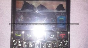 BlackBerry 9780 spotted with OS 6.0
