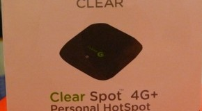 Clear Spot 4G+ Mobile Hotspot review