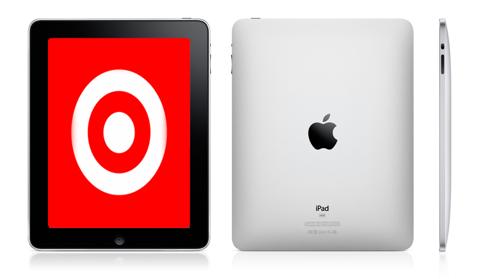 apple ipad target