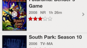 Netflix now available for the iPhone
