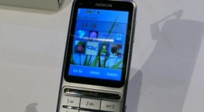 Hands-on with the Nokia C3 Touch and Type (Updated with video walkthrough)
