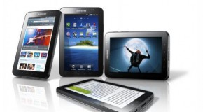 Samsung Galaxy Tab launching on all four carriers in US