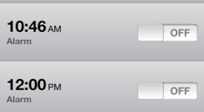 The iPhone clock app will not wake you up on time tomorrow