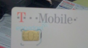 T-Mobile begins selling iPhone cables and sends out microSIM cards
