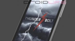 Images of HTC Thunderbolt leak before Verizon release