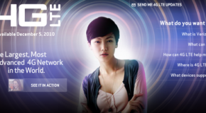 Verizon details LTE launch; coming December 5