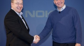 Nokia and Microsoft form partnership; Nokia phones to run Windows Phone OS