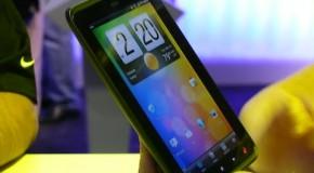 Hands-on: HTC EVO View 4G