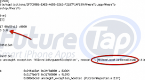 Apple testing iOS 5 with App Store