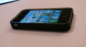 Otterbox Reflex Series case for iPhone 4