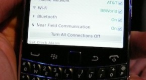 EXCLUSIVE: New BlackBerry Bold spotted on Verizon and AT&T network