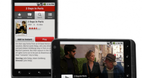Netflix for Android comes to five phones