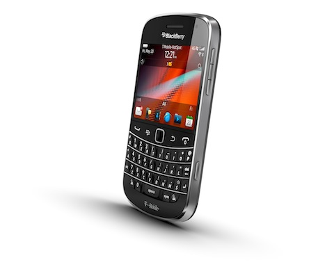 BlackBerry Bold 9900 from T Mobile  3 s