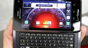 Hands on with the Verizon Motorola Droid 4